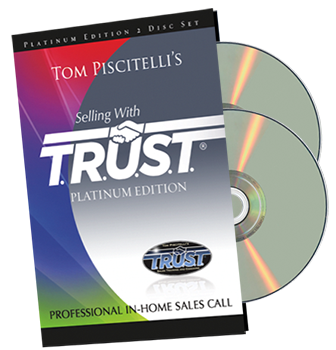Selling with TRUST Platinum Edition DVD