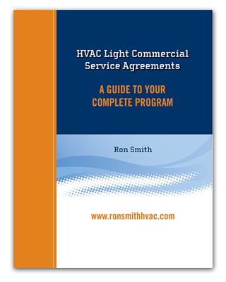 HVAC Light Commercial Service Agreements Book
