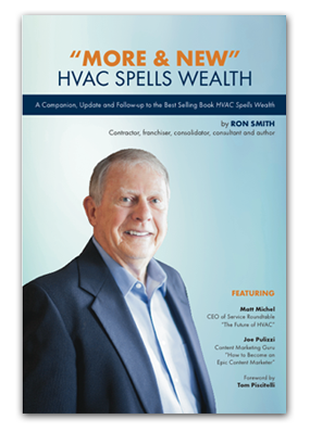 More & New HVAC Spells Wealth Book