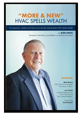 More & New HVAC Spells Wealth Book