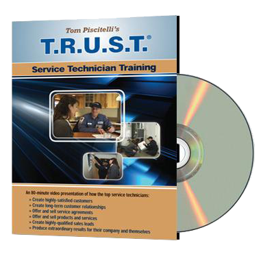 TRUST® Technician Training DVD
