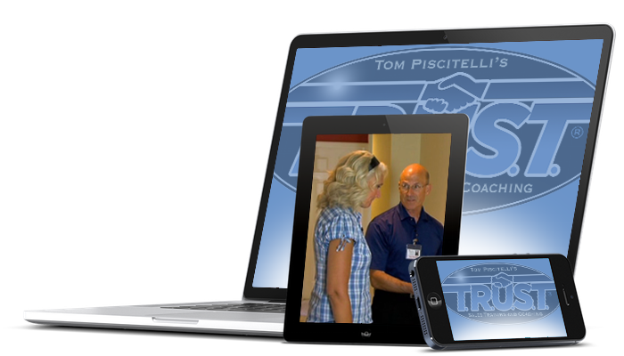 Selling with TRUST® Platinum Edition Online Video Series