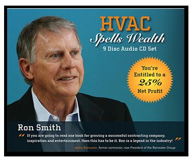 HVAC Spells Wealth CDs