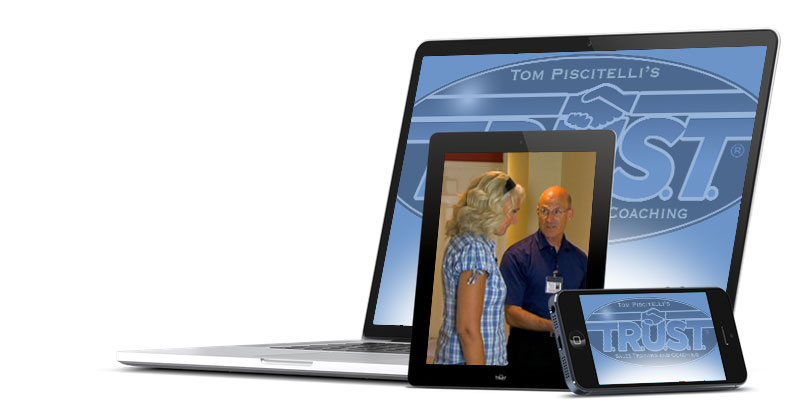 Introducing: On-Demand TRUST® Sales Coaching Online Videos
