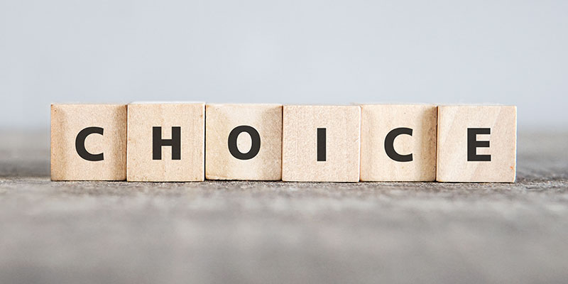 How to Create BEST-BETTER-GOOD Choices