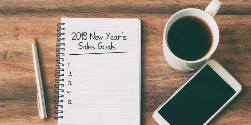 5 Sales Priorities for 2019